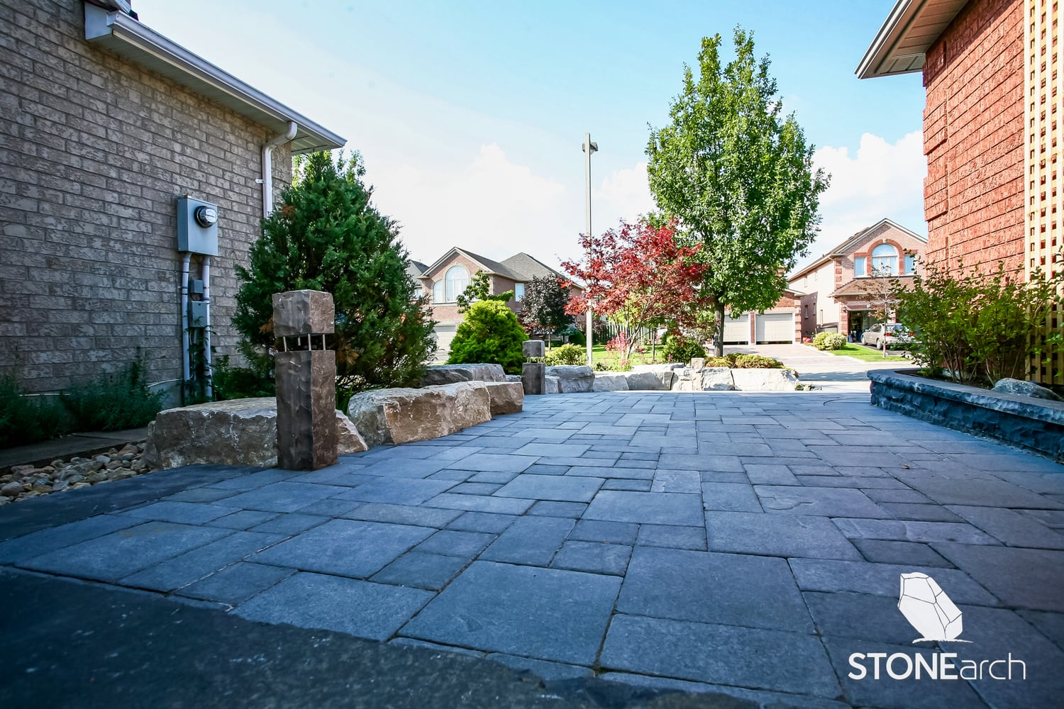 what are the cheapest patio stones