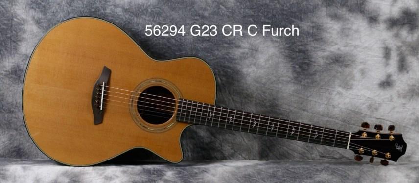 56294 G23 CR C Furch - 1