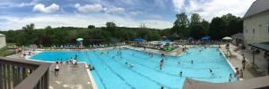 Pool Opens Tomorrow