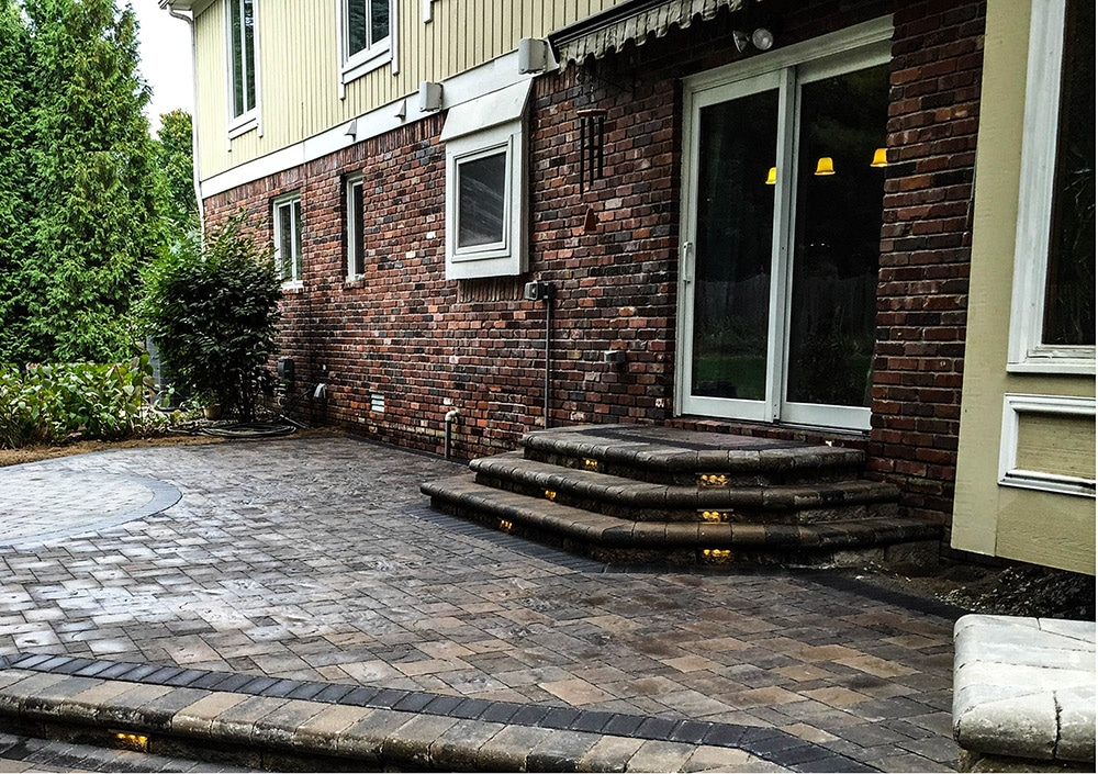 Inspiration Gallery | Stone Center of Indiana on Backyard Patio Steps id=67675