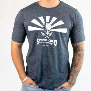 Men's Dark Gray T-Shirt