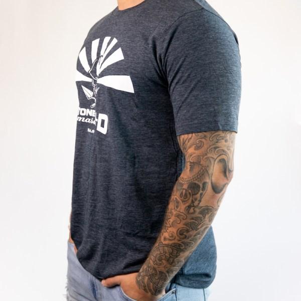 Men's Dark Gray T-Shirt