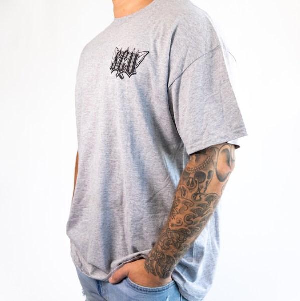 Men's Light Gray SCU T-Shirt