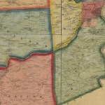 1860 Williams Township map