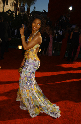 Who knew?  Actress Angela Bassett Got Back!!! (2/2)