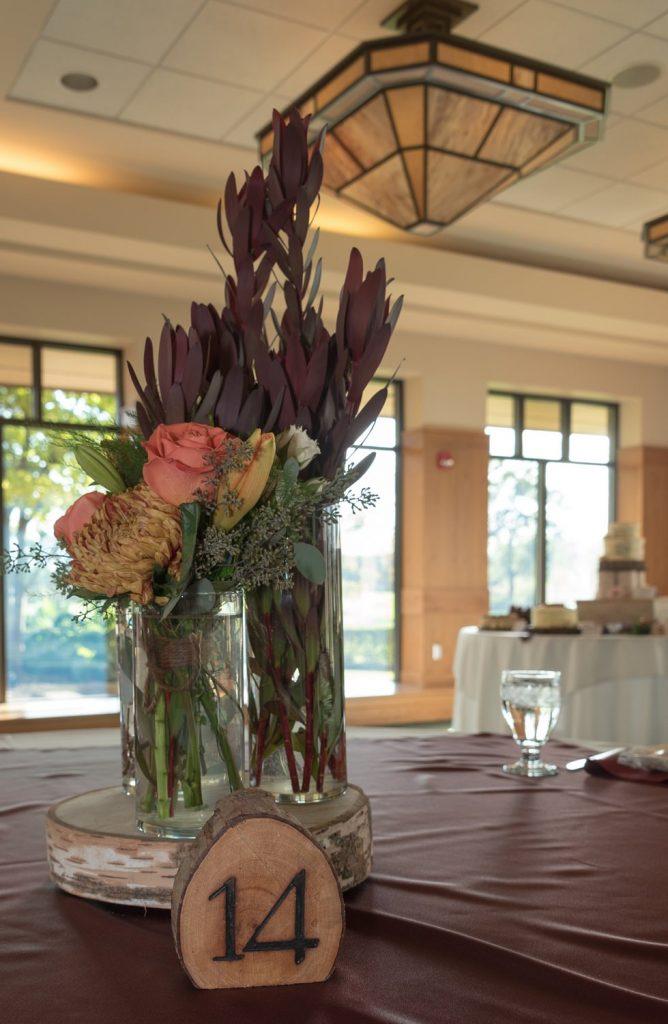 Table Decorations Lyon Oaks