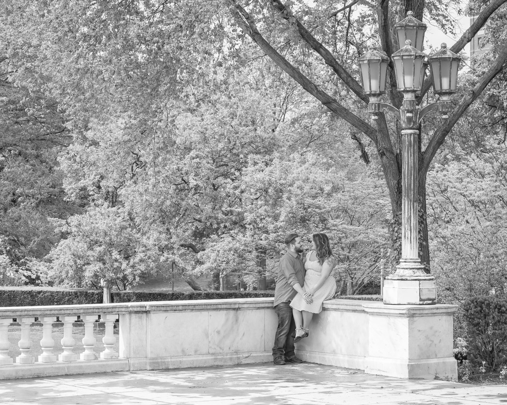 Hannah Logan Cleveland Institute Of Art Engagement Photos