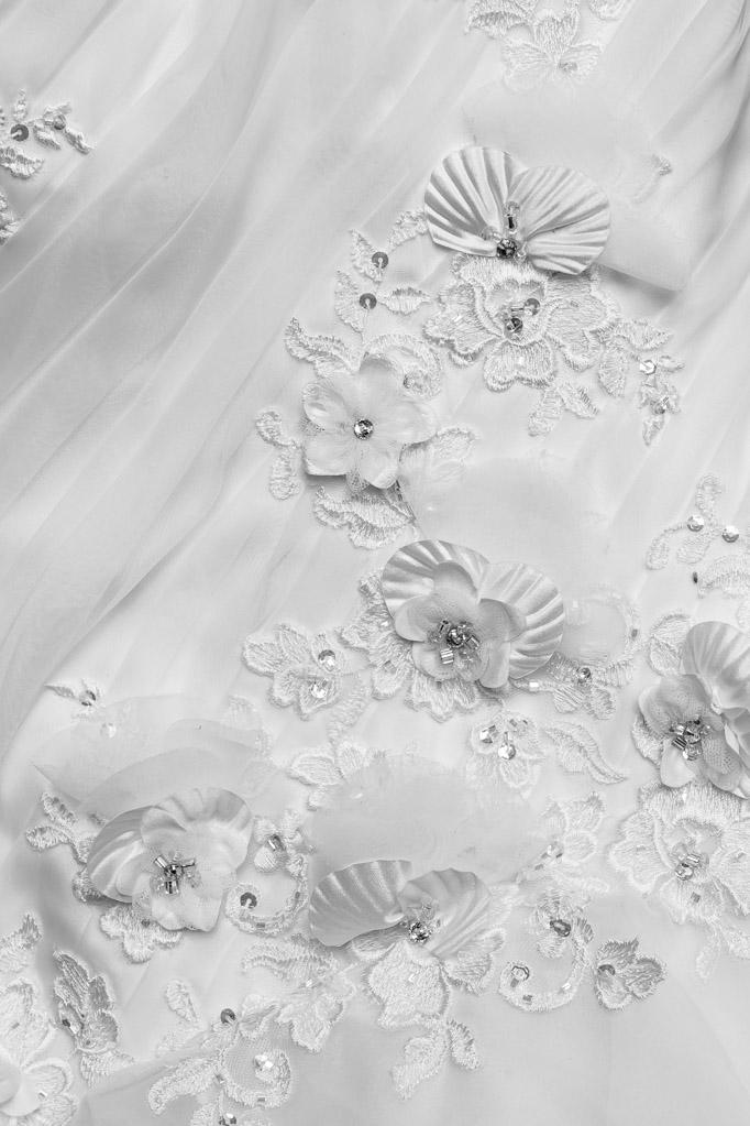 Bridal Dress Detail, A Bridal Time Bridal, Ludington MI