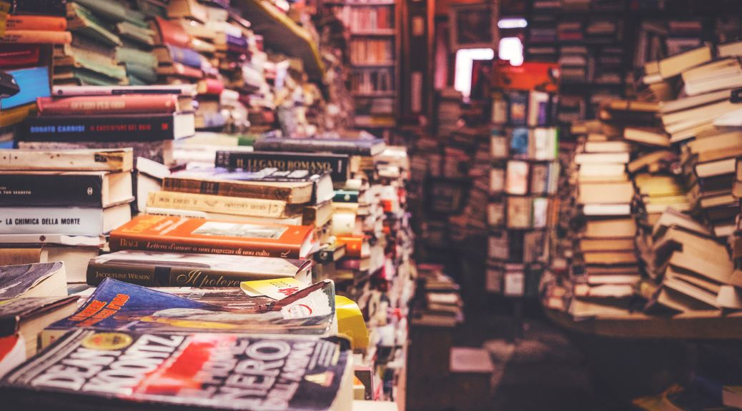 Books, Books, and Damned Books