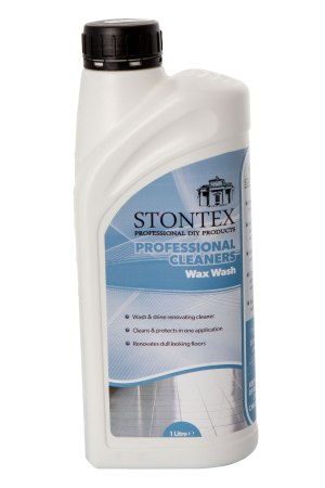 Image of Stontex Was Wash, cleaner that can be used on a multitude of surfaces like terracotta, ceramic tiles and natural stone
