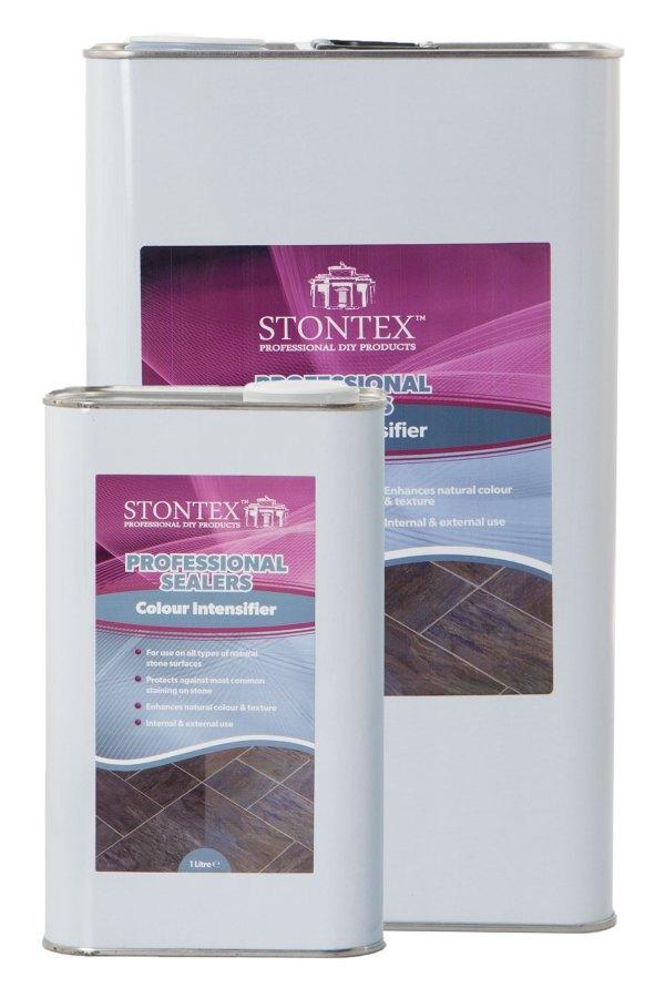 Image of Stontex Colour Intensifier best stone colour enhancer for porous stone