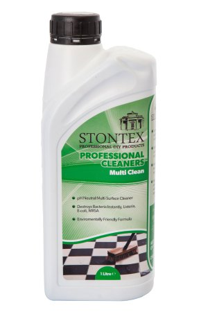 Image of Stontex Multi Clean, PH neutral ongoing maintenance cleaner for For use on all surface