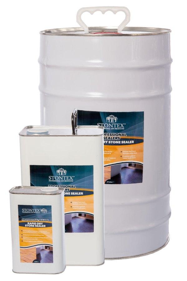 Image of Stontex Rapid Dry Stone Sealer best professional sealer in Ireland