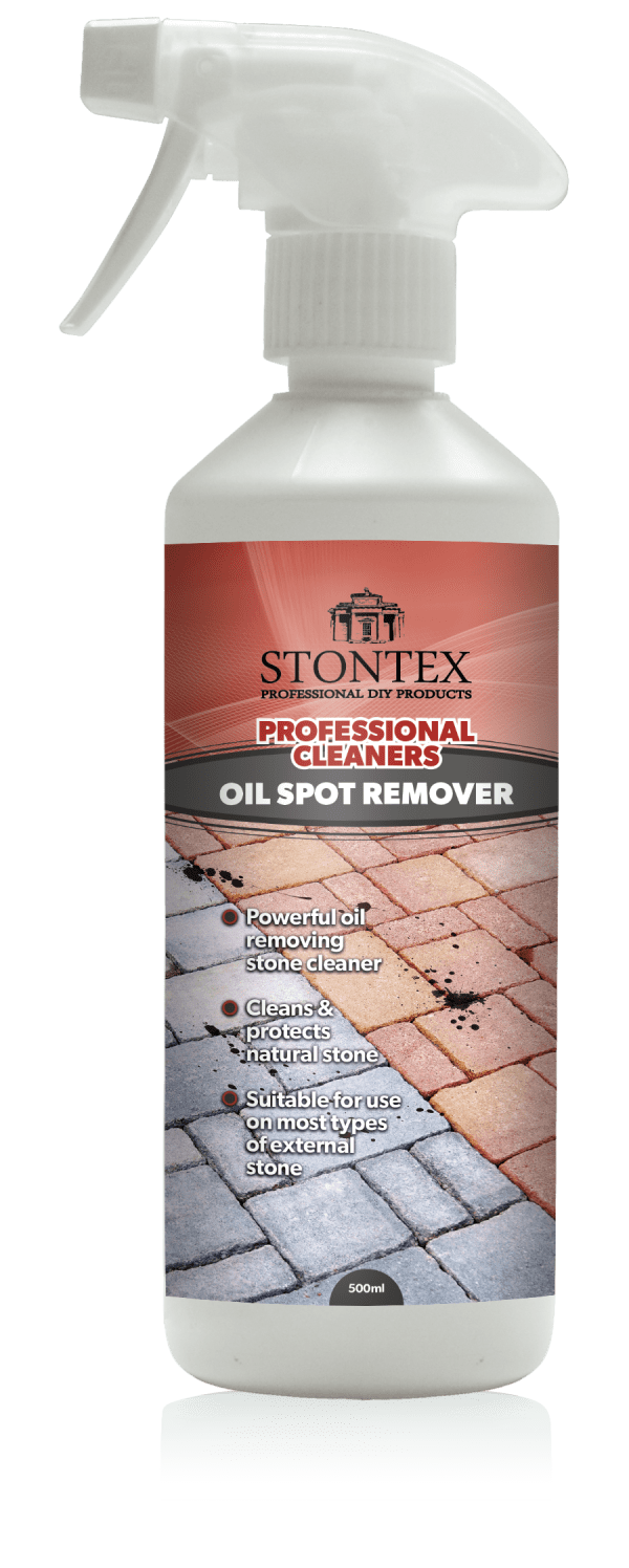 Stontex oil spot_stains_remover_from_natural stone_paving