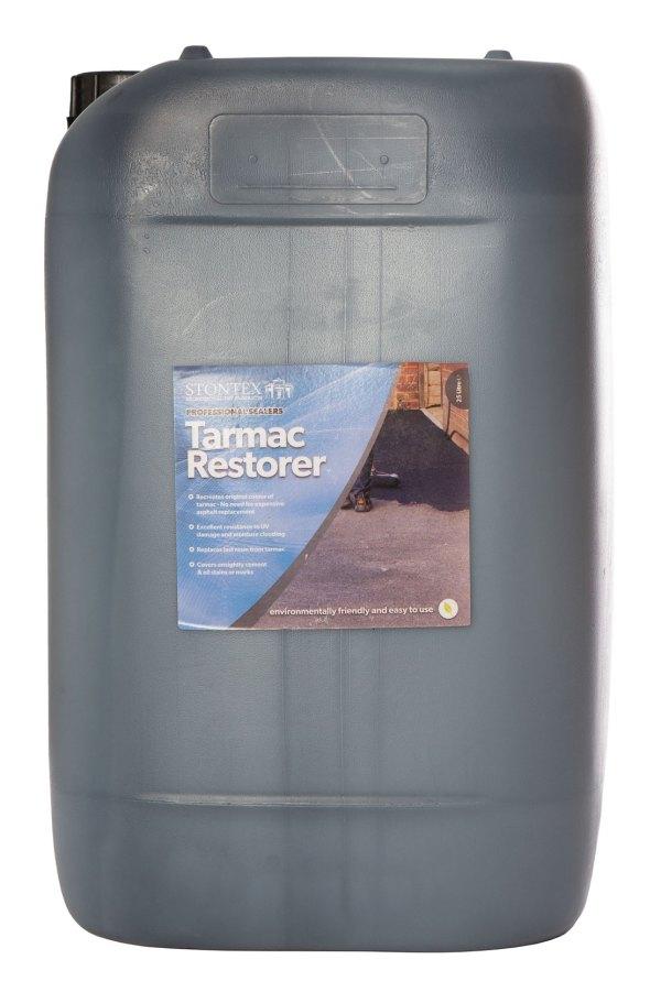Image of Stontex Tarmac Restorer professional grade tarmacadam sealer