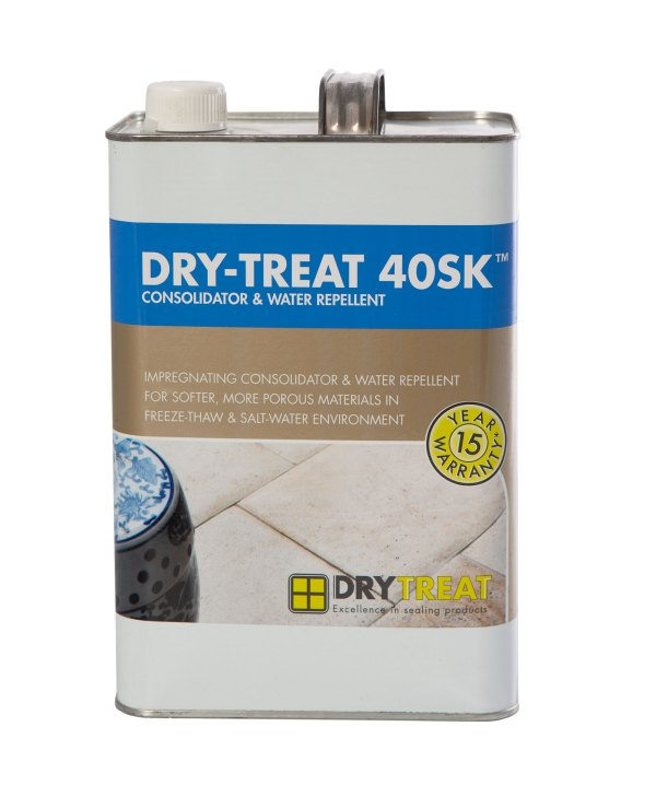 Image of Dry Treat 40SK premium surface consolidator and sealer