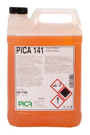 Image of Pica Shadow Remover professional grade graffiti shadow remover, suitable for historical buildings.