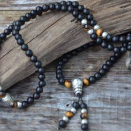 Onyx Mala – A grounding Addition