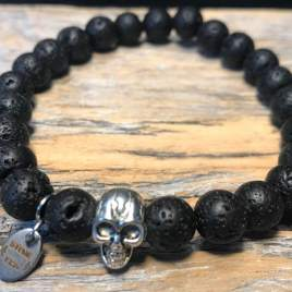 Lava with Skull (For Him)