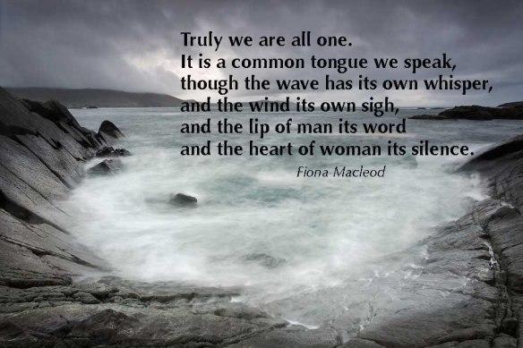 A Common Tongue