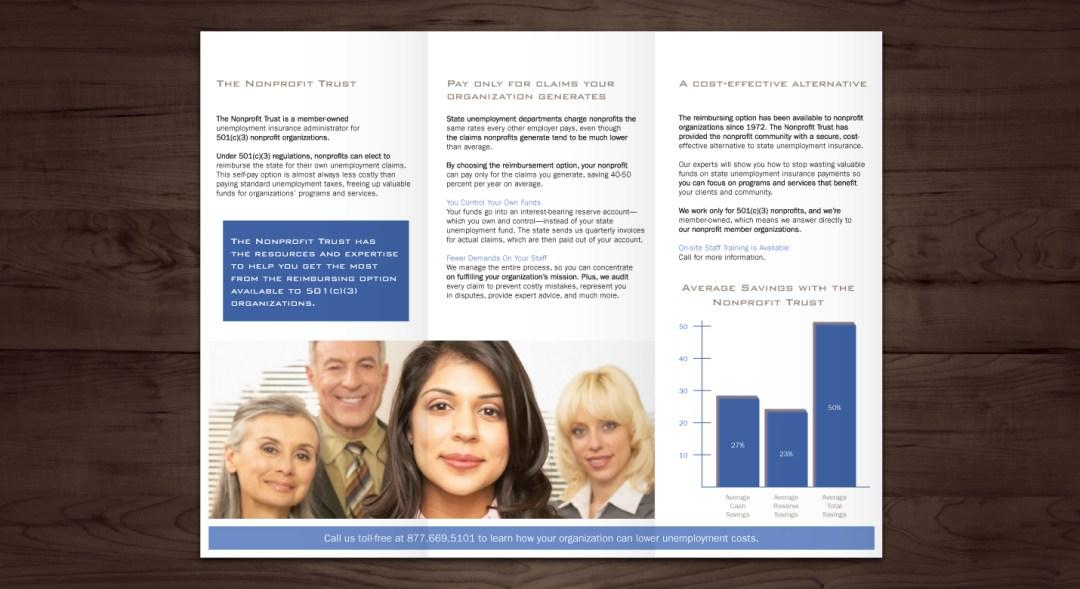 Company Brochure Redesign