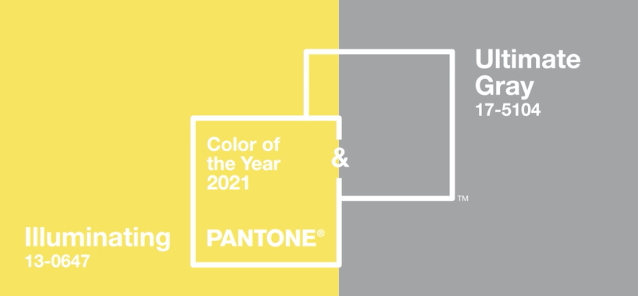 Pantone Color of the Year – 2021