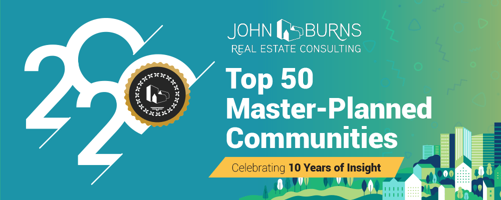 Top Master-Planned Communities of 2020
