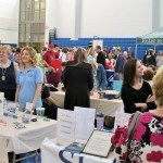 April 8 Expo is largest yet – over 70 Exhibitors!