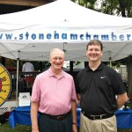 Hallmark Health System and Winchester Hospital/Lahey – Proud title sponsors of 2017 Stoneham Town Day!
