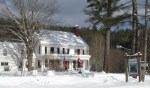 winter bed and breakfast Vermont
