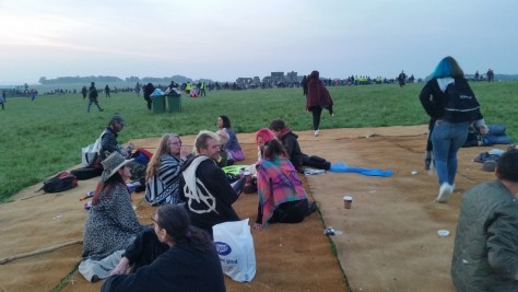 Stonehenge Summer Solstice 2017