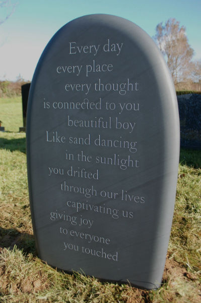 Tasteful Memorial Quotes And Headstone Epitaphs Blog