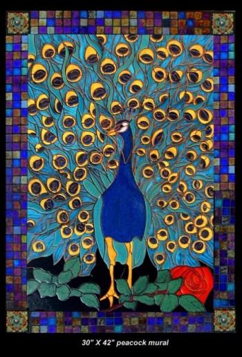 30-x42-peacock-mural: