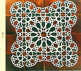 1 Arabesque Stonelight Tile San Jose CA