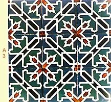 2 Arabesque Stonelight Tile San Jose CA