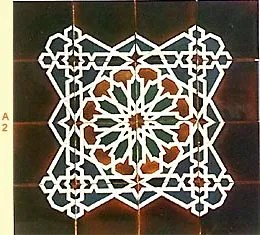 3 Arabesque Stonelight Tile San Jose CA