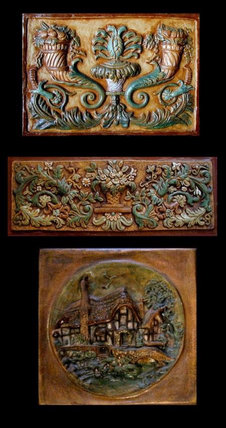 Relief Tiles Stonelight Tile Custom Mural Design