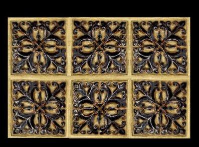 spanish-revival-bronze-gold: