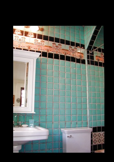 CUSTOM BATHROOM TILE CREATIONS