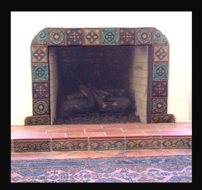 palo alto fireplace