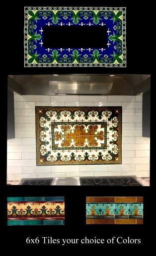 robins kitchen eith 6x6 tiles