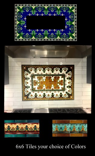 robins kitchen eith 6x6 tiles