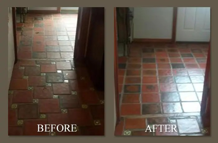 mexican tile cleaning polishing