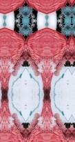 Myvatn Double Bird Double Hraun, archival ink jet print on rag paper, 2013