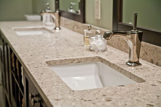 bathroom countertops toronto by stone