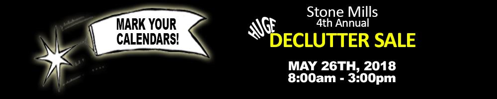 2018 Declutter web banner