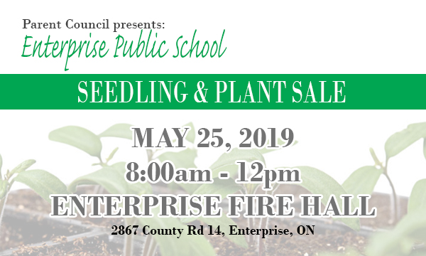 Enterprise Plant Sale