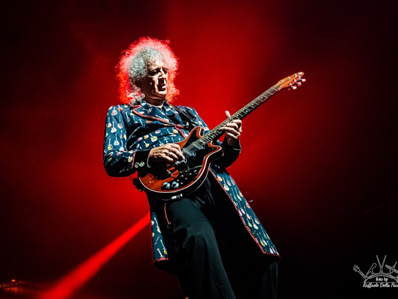 Brian May, Red Special, Queen, Stonemusic