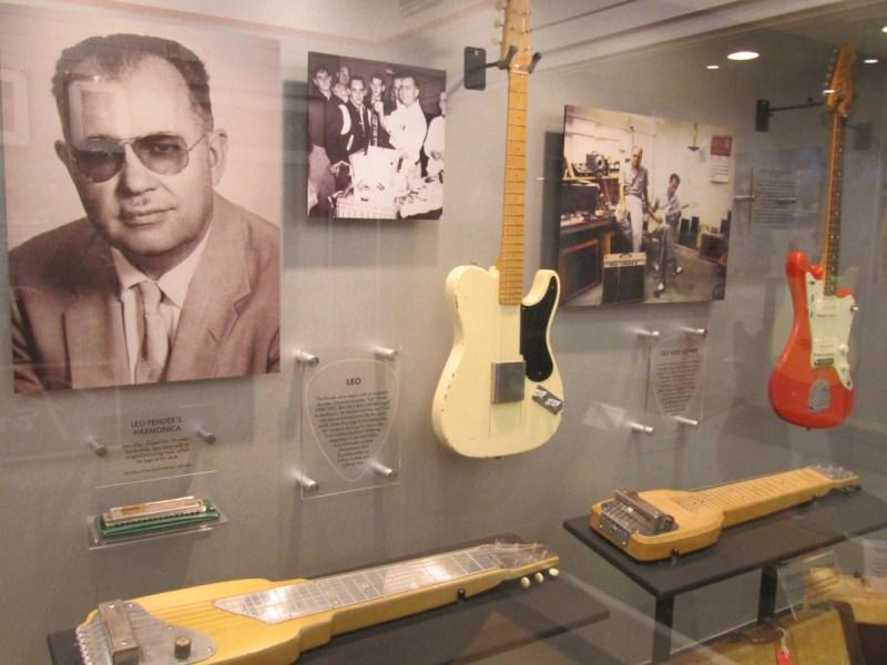 Leo Fender, chitarre, bassi, 5 modelli, Classic Rock, Storia, Stoen Music