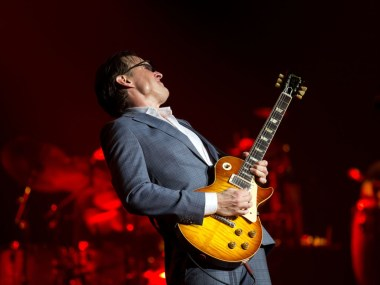 Joe Bonamassa, Tour europeo, 2019, Redemption, Stone Music, Classic Rock, News, Blues